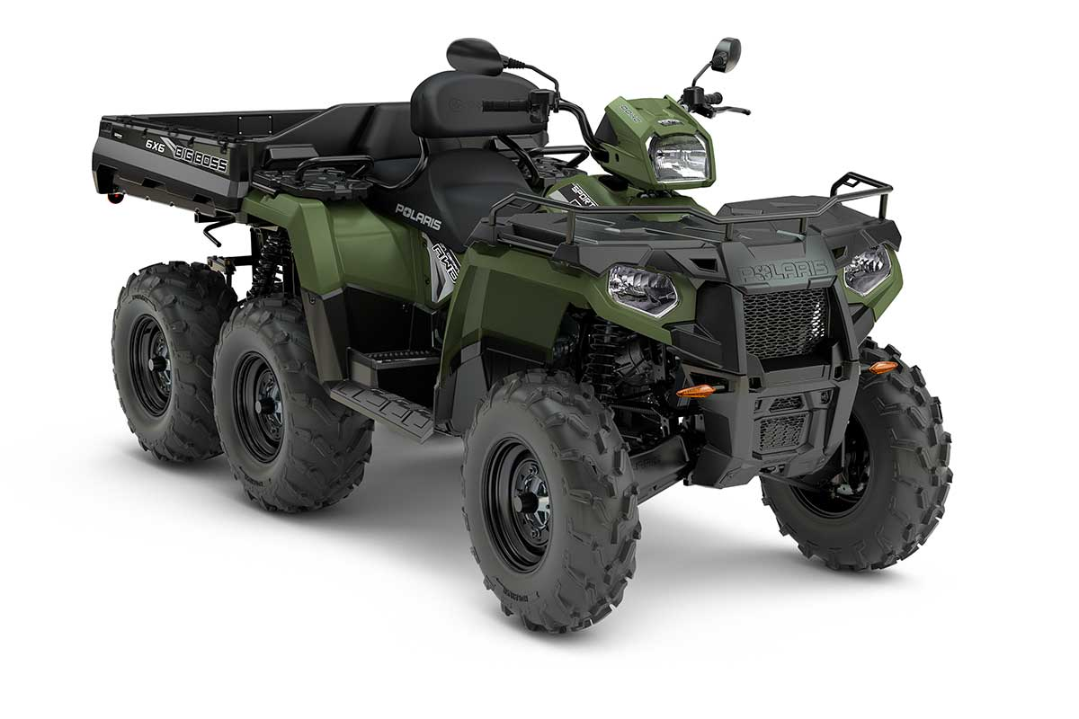 SPORTSMAN 6X6 570 EPS
